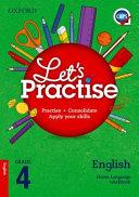 Oxford Let's Practice English Grade 4 Workbook