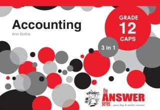 accounting grade 10 study guide pdf