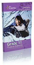 Grade 11 Chemistry Text and workbook