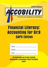 Accobilty 9 Accounting