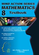 MAS MAth 8 textbook