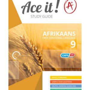 Ace It Afrikaans Grade 9 SG