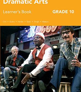 Drama arts Gr 10 LB.indd