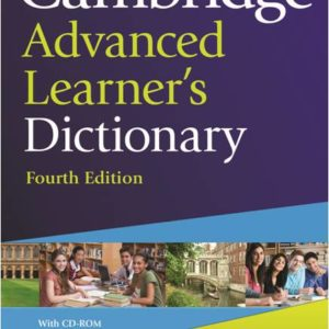 Cambridge Advanced Learners Dict