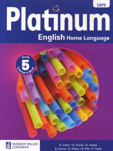 Platinum english home language caps grade 5 learners book ibookread Read Online